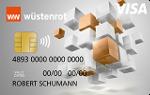 Wüstenrot Visa Gold Prepaid Produkt-Check