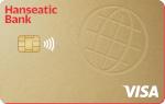 Hanseatic Bank GoldCard Produkt-Check