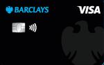 Barclaycard New Visa Kreditkarte  eine