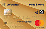 Miles & More Miles & More Credit Card Gold World Busines Produkt-Check