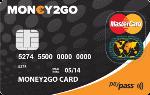 Money2Go Money2Go Prepaid MasterCard Produkt-Check