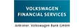 Logo: Volkswagen Financial Services