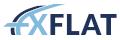 Logo der/von FXFlat