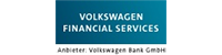 Volkswagen Financial Services-Plus Konto für Minderjährige