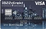 1822direkt Studenten Kreditkarte