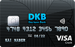DKB DKB-VISA-Card
