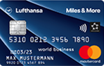 Miles & More Miles & More Credit Card Blue World Business Produkt-Check