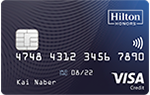 Hilton Honors Credit Card Studenten Kreditkarte