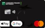Consors Finanz - Consors Finanz Mastercard