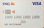 ING Studenten Kreditkarte