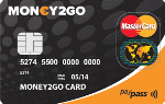Money2Go Money2Go Prepaid MasterCard Produkt-Check