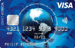 ICS Cards Visa World Card