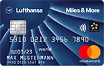 Miles & More Credit Card Blue World