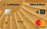 Miles & More Miles & More Credit Card Gold World Produkt-Check